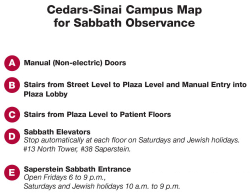 Shabbos in the Hospital : Ateres Avigail